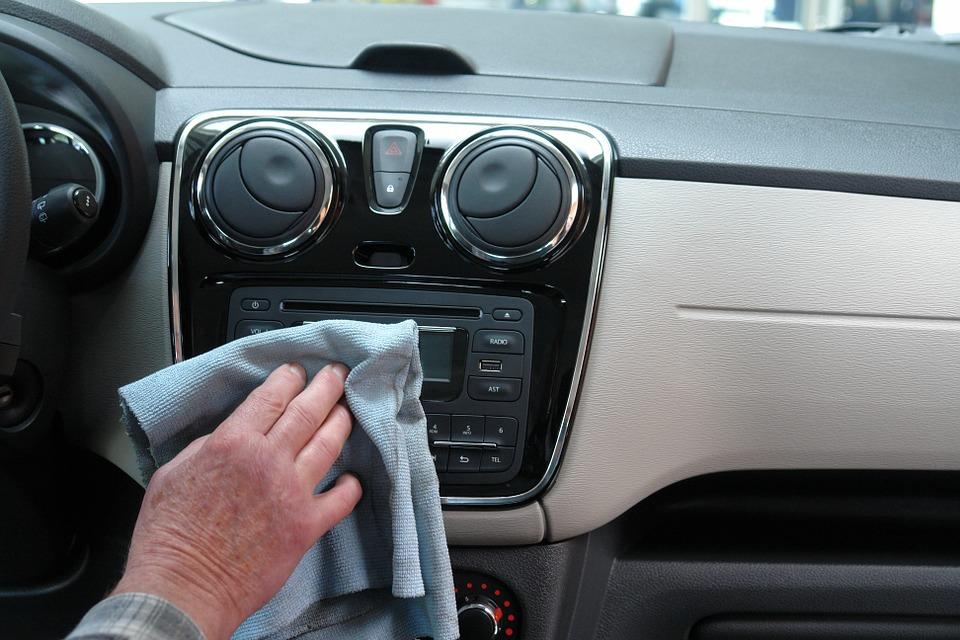 limpiar coche consejos