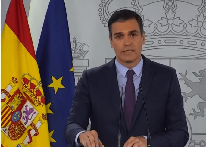 Presidente de España