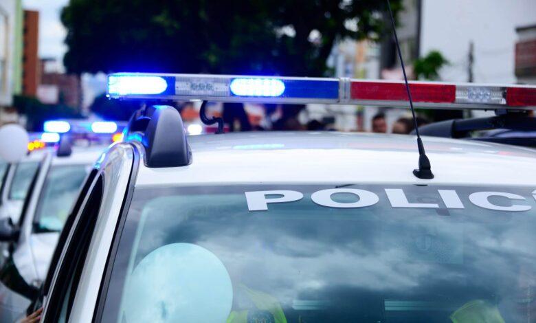 car policia