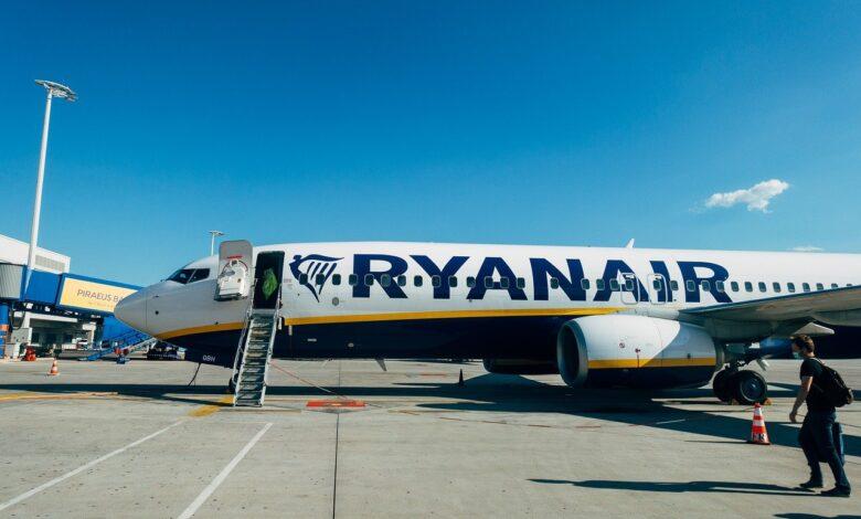 aircraft ryanair