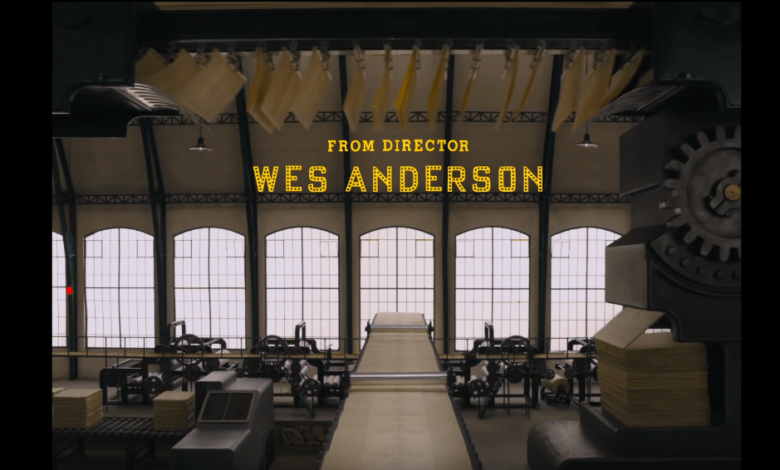 wes andreson