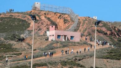 Border Ceuta