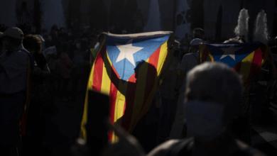 Catalans flag