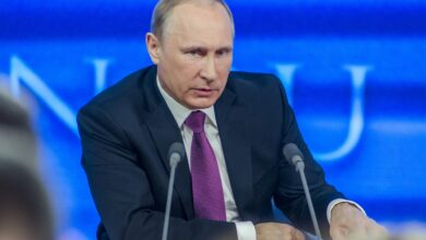 Putin president