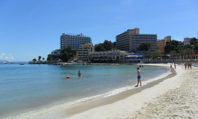 beach majorca