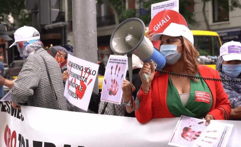 protest ghali