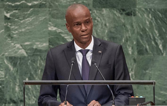 Haitian President Moïse