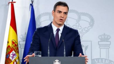 Prime Minister Sanchez