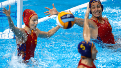 Spanish water polo