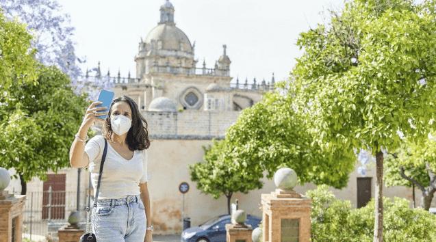 Tourist mask
