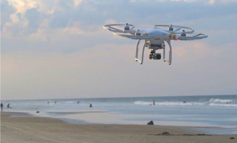 beach-drones